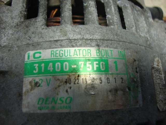 Lichtmaschine   wagon r bj 98 bild2