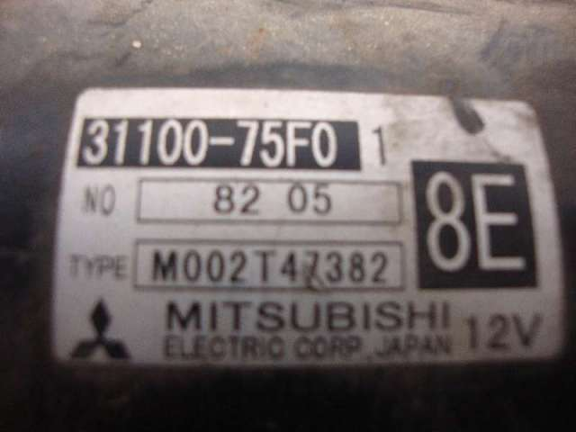 Anlasser   wagon r bj 98 bild1