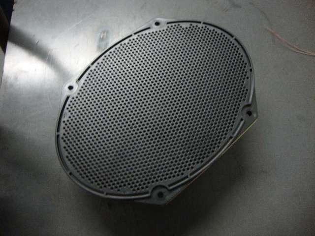Lautsprecher   fusion 1,4 tdci bild1