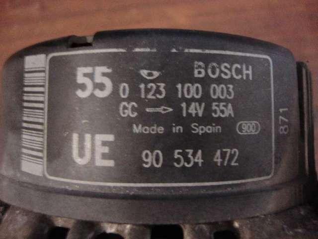 Lichtmaschine corsa b 1,0 Bild