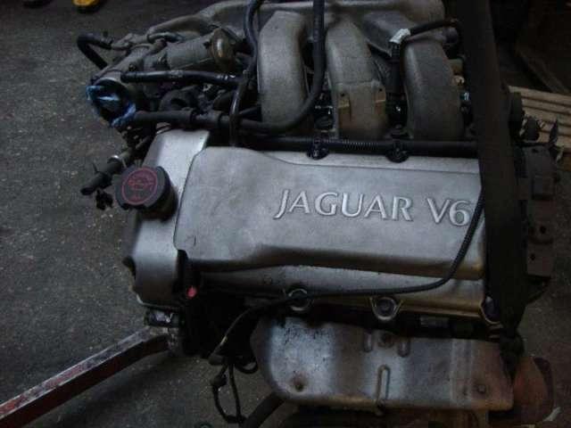 Motor  Jaguar S Type 3,0