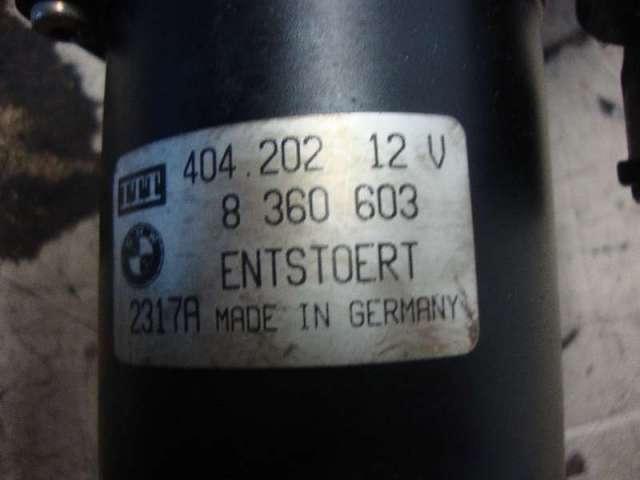 Wischermotor vorne   523i e39 bild1