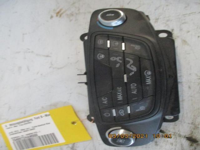 Heizungsbetätigung  Ford B-Max 1,0