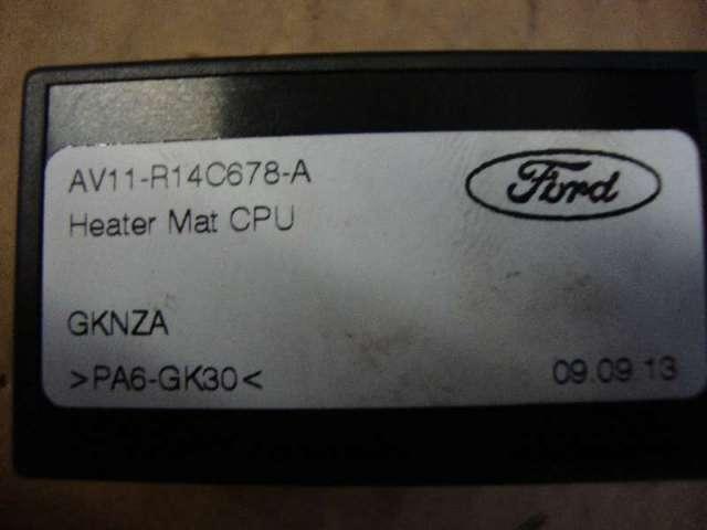 Modul sitheizung ford b-max 1,0 bild1