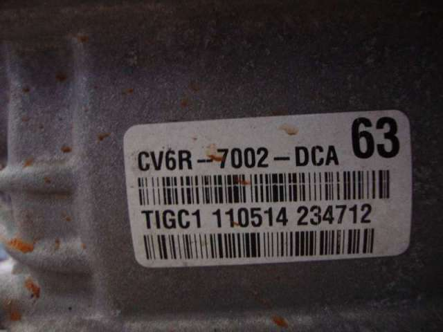 Getriebe  kuga 1,5 ab bj.2014 Bild