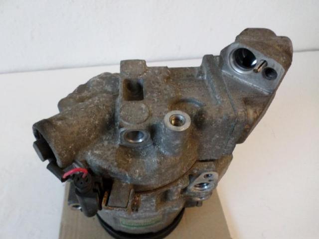 Klimakompressor  a140 bj 2000 Bild