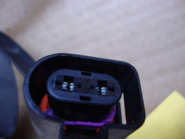 Elektroluefter  1k0959455n passat 3c golf v bild1