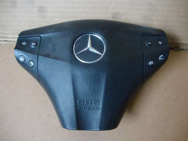 Airbag links  C220CDI Coupe