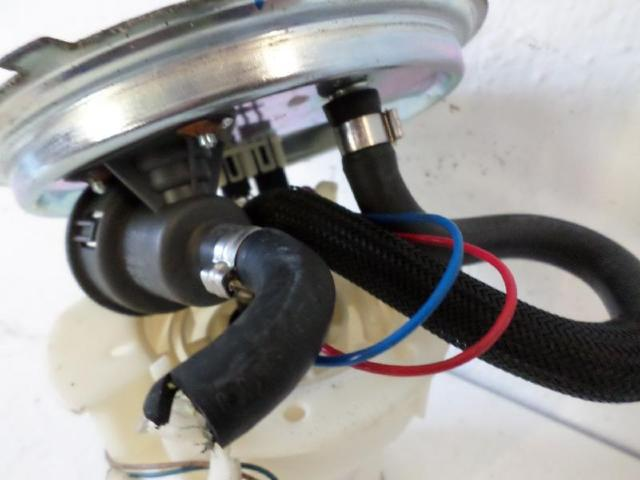 Kraftstoffpumpe elektrisch vectra b 1,8 bj 2000 bild2
