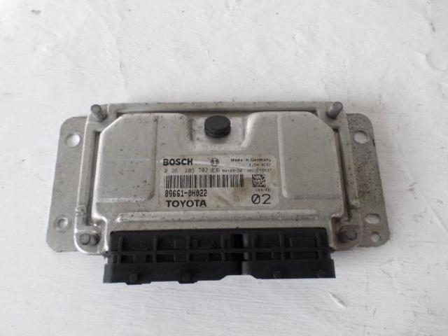 Steuergerät Motor Toyota Aygo Bj 2007