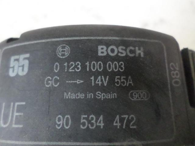 Lichtmaschine corsa c 1,0 bj 2001 bild1