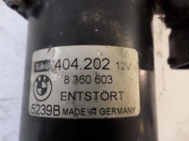Wischermotor vorne bmw 530d bj 2001 bild1