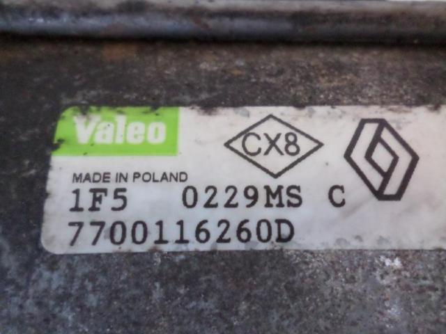 Anlasser nisan primstar   opel vivaro bild1