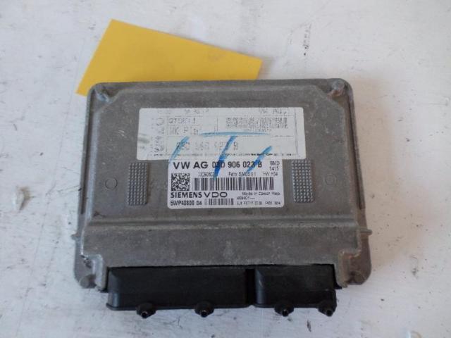 Steuergeraet motor  vw fox 1,2 bj 2008 bild1