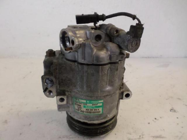 Klimakompressor  polo 9n3 bj 2006 bild2