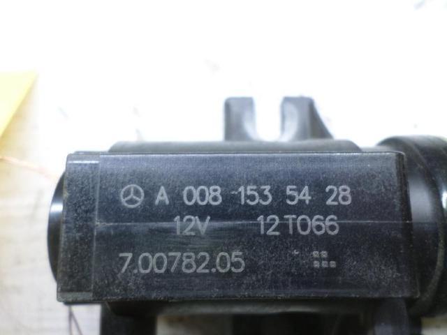 Magnetventil  b180 bj 2012 Bild