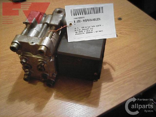 Abs hydraulikblock 1,9td 66 kw bild1