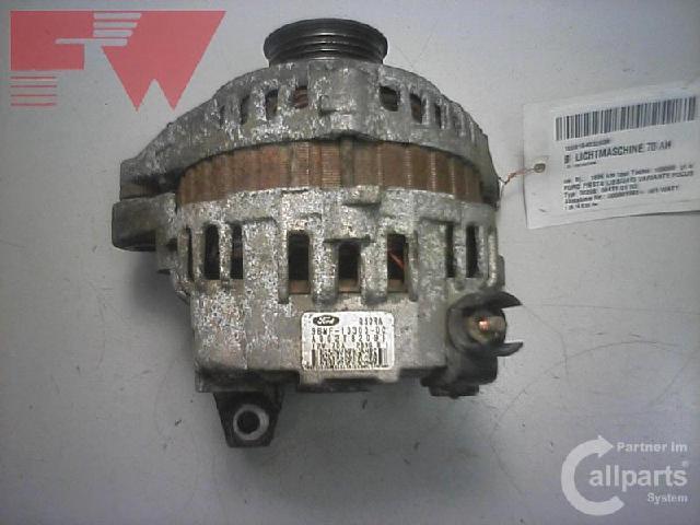 Lichtmaschine 1,25 16v 55 kw 70a bild1