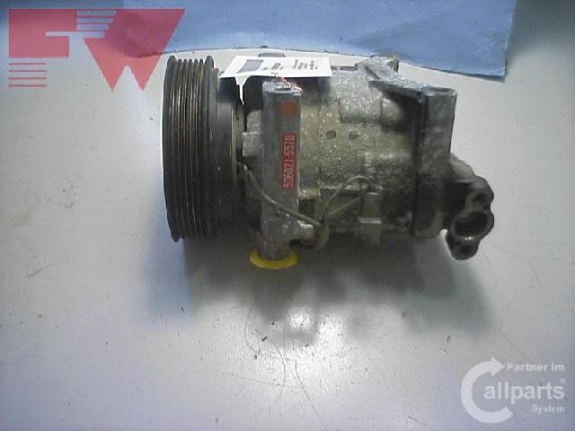Klimakompressor bild1