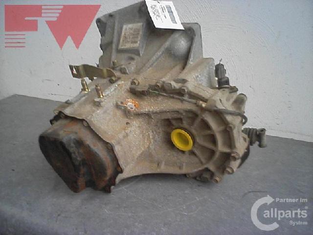 Getriebe 1,5 65 Kw