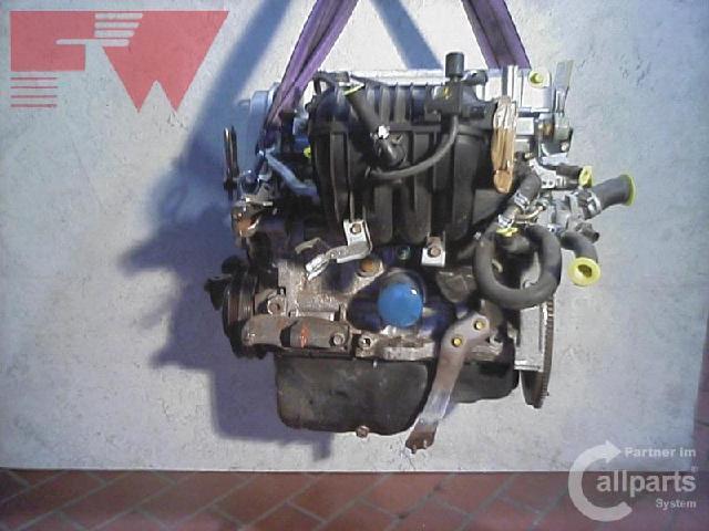 Motor  1,4 66KW*D14A8