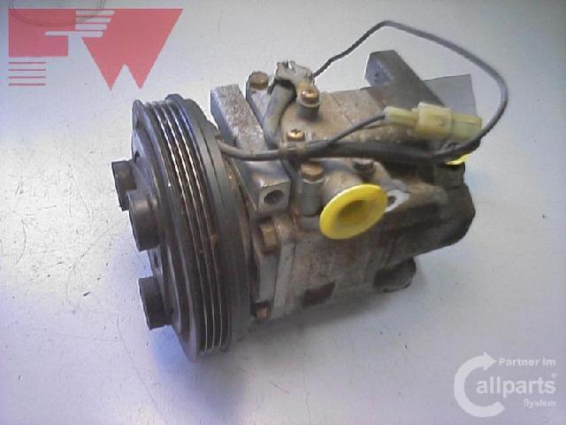Klimakompressor 1,25 65 Kw