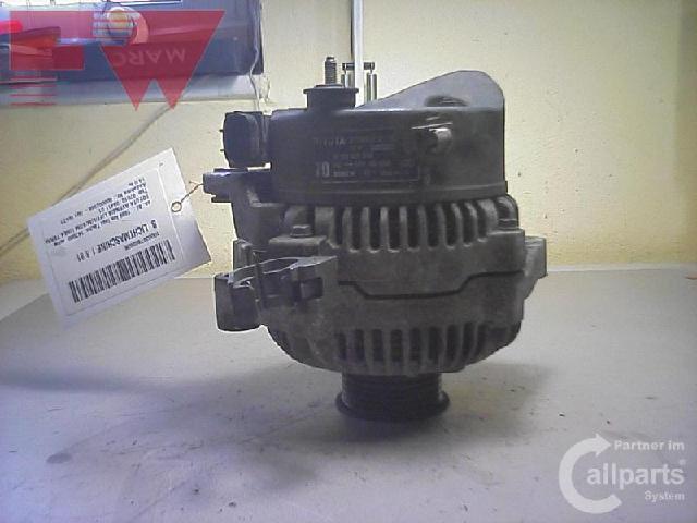 Lichtmaschine 1,8 81 Kw 80A