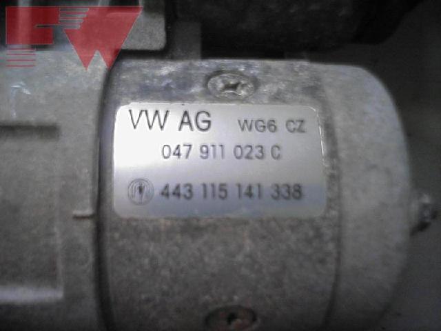 Anlasser 1,4 50 Kw