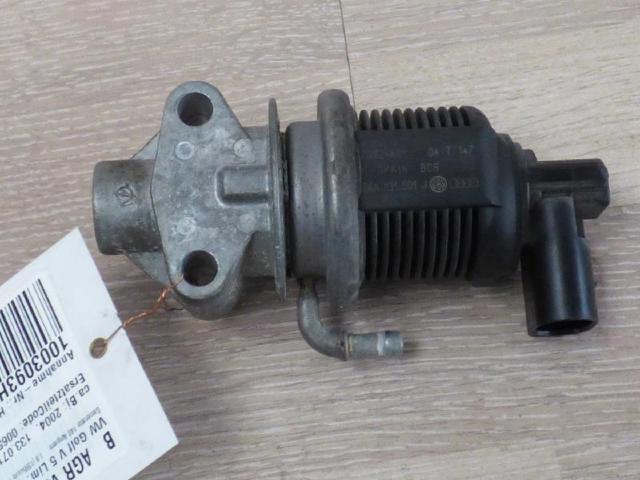Agr ventil 1,6 75 kw Bild