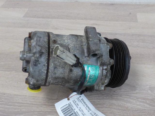 Klimakompressor 1,7 td 55 kw Bild