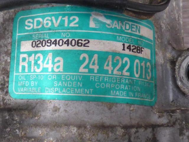Klimakompressor 1,7 td 55 kw bild1