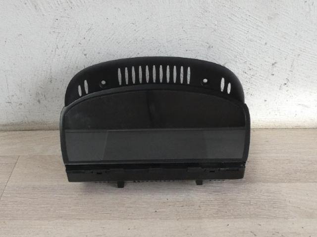 bordcomputer bordmonitor display navi bild1
