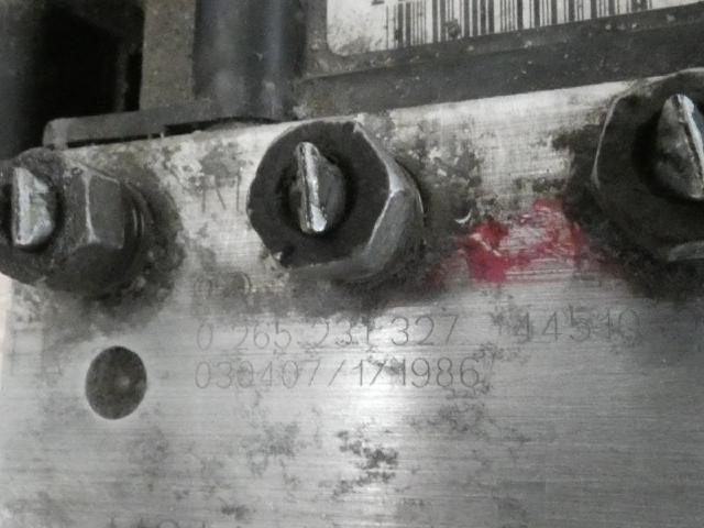 Abs hydraulikblock Bild