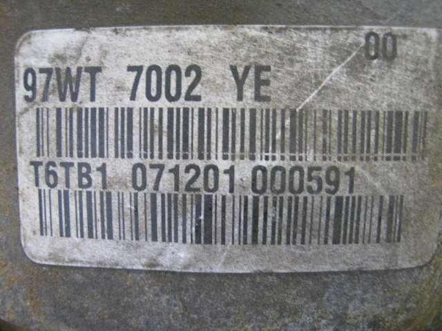 Getriebe   97 wt 7002 ye bild1