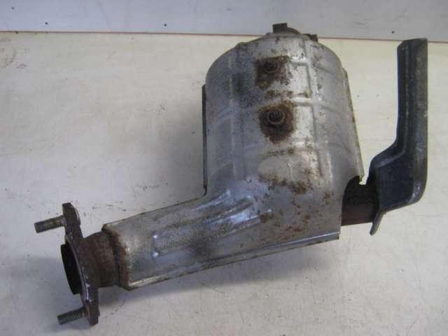 Katalysator vorn bild2