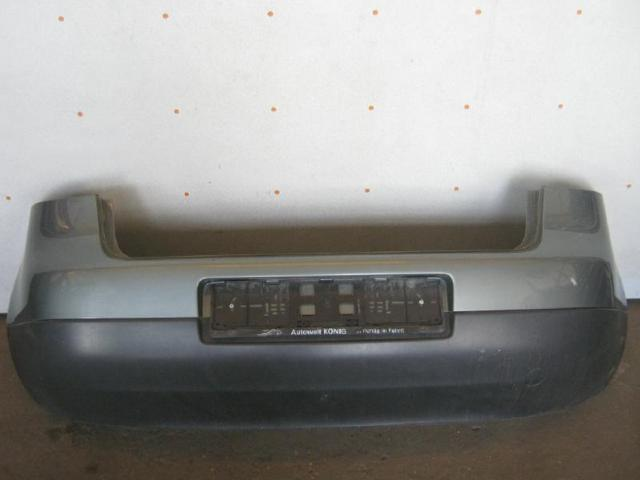 Stossfaenger hinten  komplett , limo. Bild