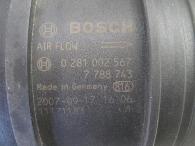 Luftmengenmesser Bild