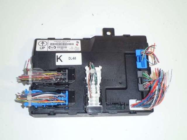 Komfortsteuergerät Zentralelektrik