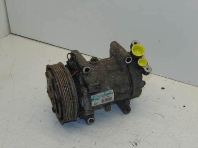 Klimakompressor 1.9 dCi 62kw
