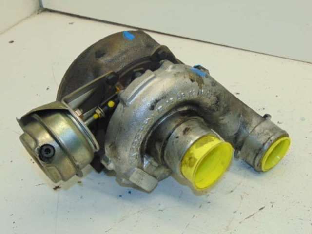 Turbolader garrett 2.5 tdi 120kw v6 163ps bild1