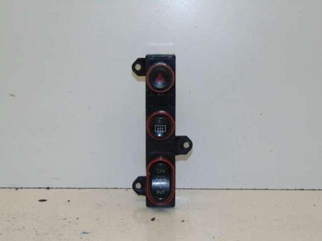 Schalterleiste Warnblinkschalter