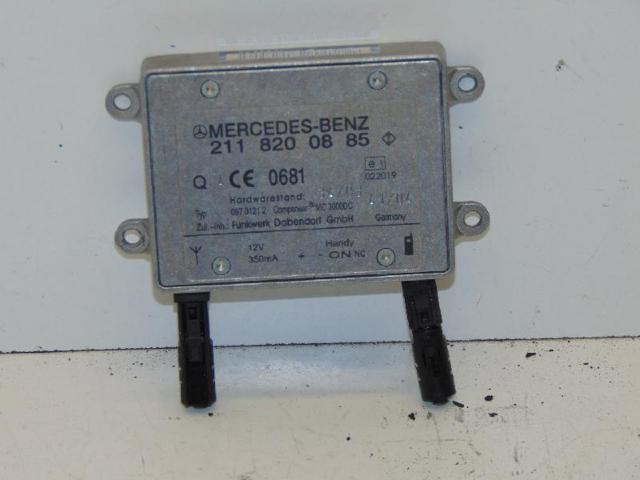 Antennenverstärker Steuergerät Kompensator
