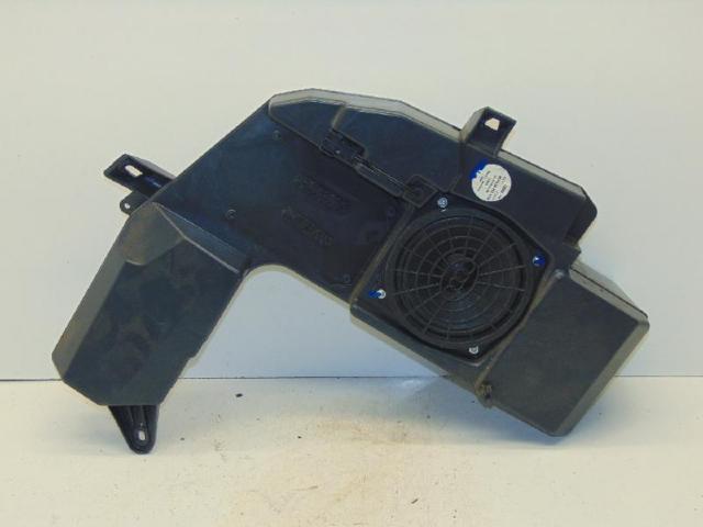 Subwoofer bassbox hinten mit lautsprecher bild1