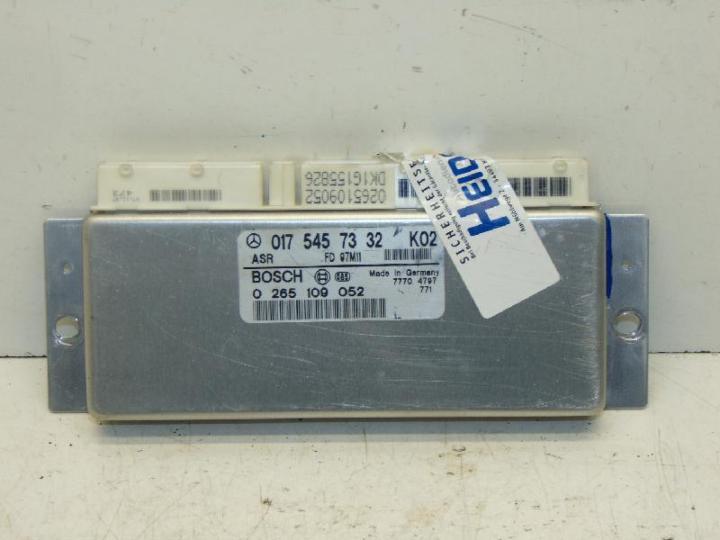 Asr steuergeraet antischlupfregelung 2.0 100kw Bild