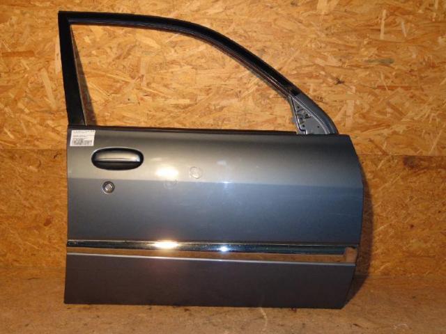 Tür VR vorne rechts 01-04 S30 Gray Metallic