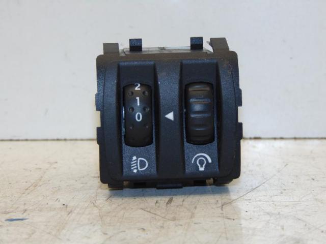 Leuchtweitenregulierung LWR Schalter Dimmer