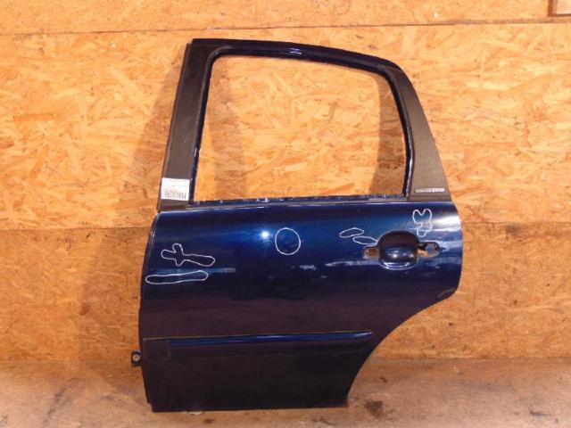 Tür HL hinten links KPKD Blue Mauritius 02-05