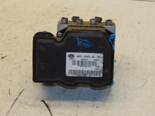 Abs hydraulikblock steuergeraet 2.0 tdci 103kw Bild