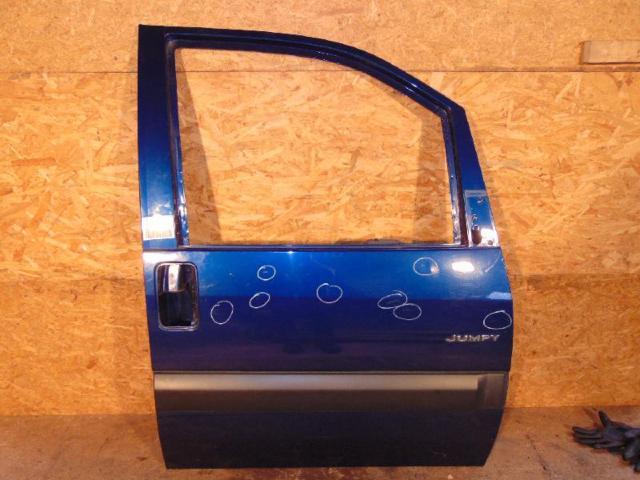 Tuer vorne rechts  vorne rechts 04-06 eged chinablau bild1