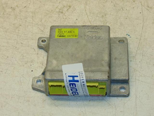 Steuergerät Airbagsteuergerät 1.6 72kw 00-03